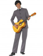Disfraz de guitarrista para hombre