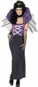 Disfraz de vampiresa mujer ideal para Halloween