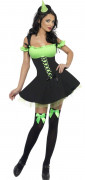 Disfraz de bruja sexy para mujer ideal para Halloween