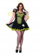 Disfraz de reina de las abejas sexy para mujer