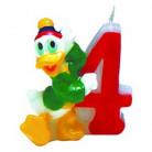 Vela número 4 de Mickey Clubhouse™