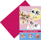 Invitaciones Pet Shop™