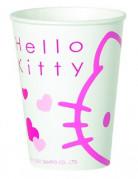 10 vasos Hello Kitty™