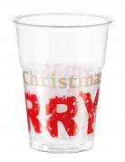 Vasos Merry Christmas