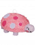 Piñata mariquita rosa