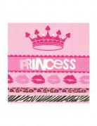 Servilletas princesa