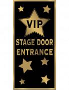 Decoración de puerta VIP