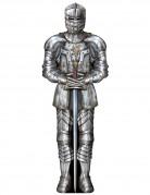 Figura gigante armadura caballero