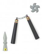 Kit ninja nunchaku niños