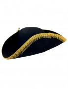 Sombrero tricornio adulto