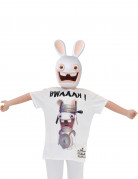 Máscara y camiseta Rabbids™