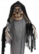 Decoración espantosa esqueleto Halloween