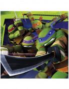20 servilletas Tortugas Ninja