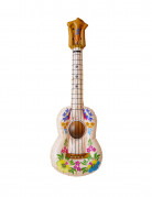 Guitarra hawaiana inflable