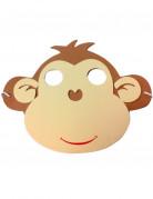 Máscara de mono niño
