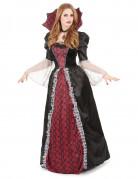 Disfraz vampiresa elegante mujer lujo