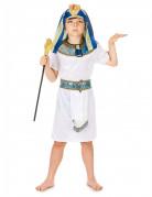 Disfraz de faraón egipcio niño