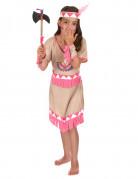 Disfraz india niña