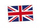 Bandera de hincha Reino Unido