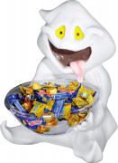 Porta caramelos fantasma Halloween