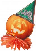 Centro de mesa calabaza Halloween