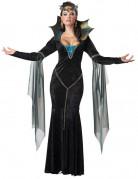 Disfraz de bruja malvada adulto