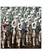 20 Servilletas papel Star Wars VII™