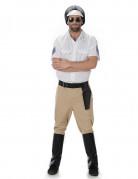 Disfraz motorista policía hombre