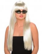 Peluca pop star mujer