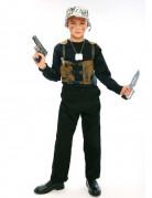 Kit accesorios soldado militar niño