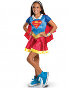 Disfraz Supergirl™ clásico niña Superhero Girls™