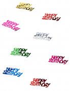 Confetis Happy Birthday 15g