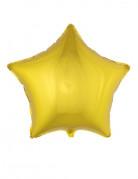 Globo aluminio estrella dorada 70 cm