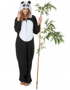Disfraz de panda adulto mujer