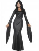Disfraz vampiro inmortal negro mujer Halloween