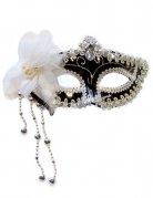 Máscara dominó veneciana