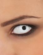 Lentillas fantasía ojo blanco 1 año adulto