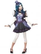 Disfraz muñeca rota mujer Halloween