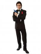 Disfraz hombre agente secreto