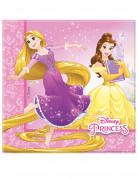 20 Servilletas de papel 33x33 Princesas Disney Dreaming™
