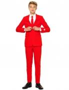 Traje Mr. Rojo endiablado para adolescente de Opposuits™