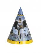 8 Gorros de fiesta Batman™