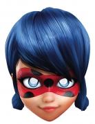 Careta cartón Miracoulous Lady Bug™ niña
