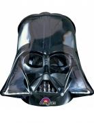 Globo grande aluminio Dark Vador Star Wars™ 63x63 cm