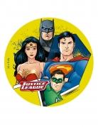 Disco de azúcar Liga de la Justicia™ 16 cm