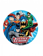 Disco oblea Liga de la Justicia™ aleatorio 20 cm