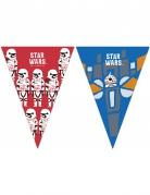Guirlanda 9 banderolas Star Wars Forces™