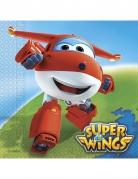 20 Servilletas de papel Super Wings™