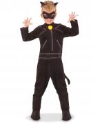 Disfraz clásico chat noir Miraculous™ niño
