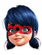 6 Máscaras de cartón Ladybug™